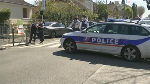 悚!法國女警遭刺喉不治 凶嫌被當場擊斃