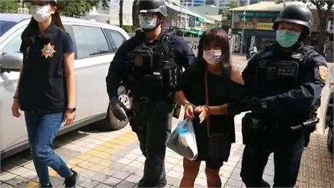 快新聞/「城中城」大火奪46命情侶涉重嫌 黃女遭聲押、郭男6萬元交保