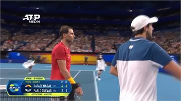 網球/ATP盃大咖領軍 喬科維奇、納達爾率隊過關