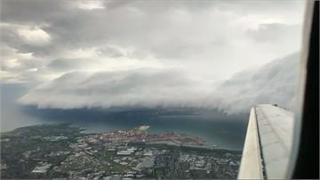 閃電、暴風雨接連來襲!雪梨出現烏雲壓頂驚人畫面