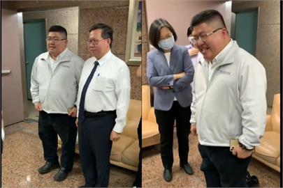 快新聞/蔡易餘體重109公斤 蔡英文下令最短時間內減肥「否則開除黨籍」