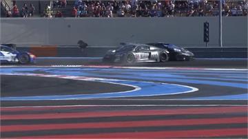 世界豪華車廠互拚 賓利奪GT耐力賽冠軍