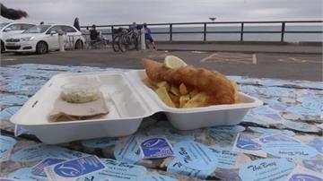 蘇格蘭炸魚薯條店獲選推薦美食 饕客絡繹不絕