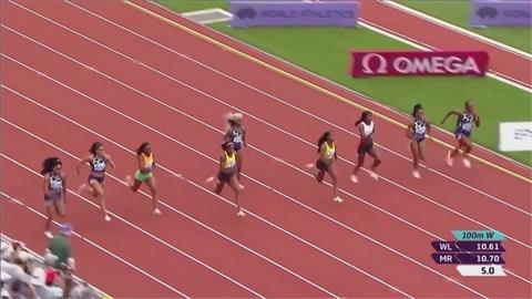 全球最速女!東奧金牌湯普森10秒54史上第二快