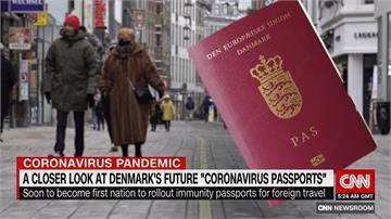 丹麥擬推「武肺疫苗護照」!最快2月底上路 民眾憂沒隱私