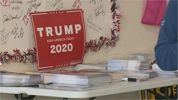 美大選倒數三周 兩黨加緊催票