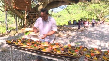 月桃葉包飯水煮 原民美食「阿拜」滋味獨特