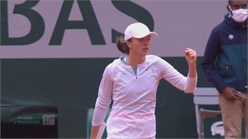 19歲小將殺進法網女單決賽 對上澳網新科女單冠軍