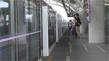 快新聞/邊境管制機場進出運量驟減73% 桃捷:直達車離峰班距30分鐘延至年底