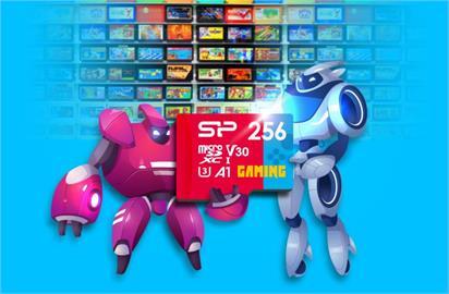 為遊戲而生!SP 廣穎電通推出 Superior Gaming (A1.V30) microSDXC 記憶卡