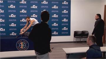 NBA/總裁證實至少停賽30天 確診戈貝爾IG致歉