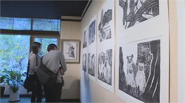 戰勝腦瘤!何華仁用繪本、版畫記錄台灣野鳥