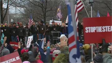 總統大選最後一哩路 川普支持者喊神蹟將出現