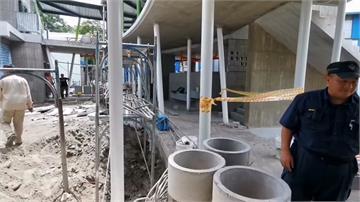 校園地下藏危機?宜蘭岳明國小3個月內挖出2枚未爆彈