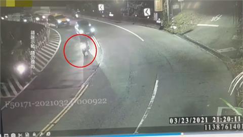 騎車搖又晃、鼻子有白色粉末 警攔查外送員竟是毒駕!