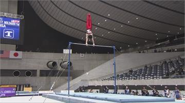 四國體操賽成功舉辦 IOC主席巴赫:東奧有信心迎接觀眾
