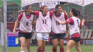 「拉丁美洲足球賽」以球會友!24歲尼加拉瓜大使場邊亮點