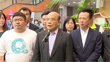 快新聞/國民黨堅持「豬隻」影片不下架 蘇貞昌批對政黨形象不好