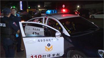 拒檢衝撞警連開11槍 追3.3公里駕駛逃了