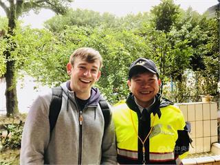 讚人民用生命守護民主!美國學者:台灣會有新希望與韌性