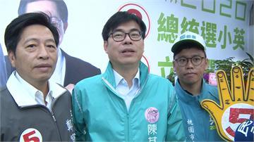 決戰桃園第四選區 鄭寶清、萬美玲找大咖助陣