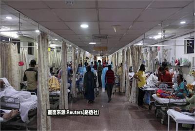 悲慘世界! 床位不足 病患在尋醫院中生命消逝