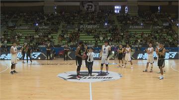 P.League+/台灣新職籃聯盟 熱身賽台中開打