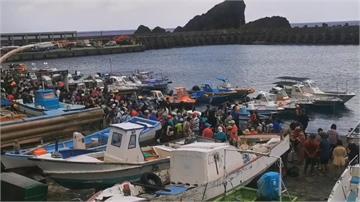 快新聞/東北風明顯偏強 明後2日台東往返綠島、蘭嶼船班異動