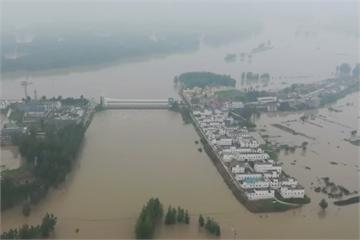 快新聞/長江中下游洪水預警齊發! 三峽大壩入庫洪峰量明迎「每秒6萬立方公尺」