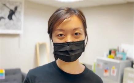 快新聞/呱吉宣布不再參選 交棒辦公室主任許菡芸讚「她比我更好」