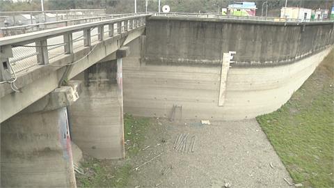 中南部水庫好渴... 氣象局:未來十天降雨機率仍低