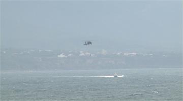 快新聞/空軍F-5E戰機台東外海執行訓練墜機 飛官OHCA送醫急救後不治