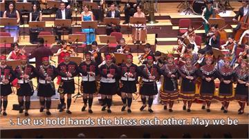 《灣聲》新年登國家音樂廳演出  唐美雲、殷正洋到場獻唱