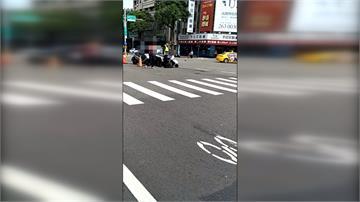 七旬翁沒兩段式左轉 橫切二線車道遭撞不治