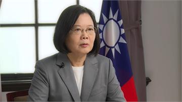 快新聞/蔡英文:比起討論有無口誤或脫鞋 更盼大家關心台灣外交進展