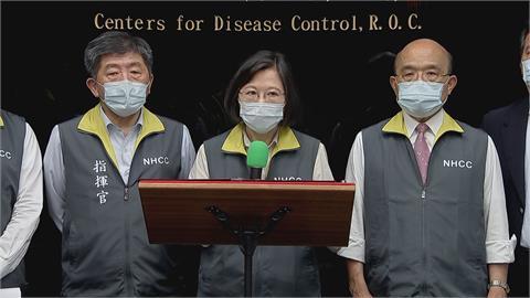疫情嚴峻程度前所未有!總統呼籲:全國團結度過疫情挑戰