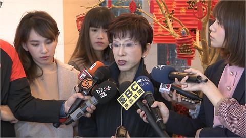 快新聞/洪秀柱稱願爭取中國疫苗來台 陳宗彥:國人對中國製疫苗信心不足
