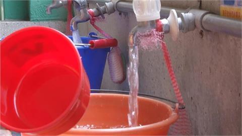 快新聞/抗旱計畫見成效 每天增52萬噸水源