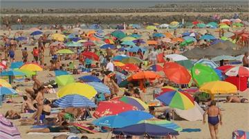 南歐持續40度以上高溫  葡萄牙中部恐達到47度