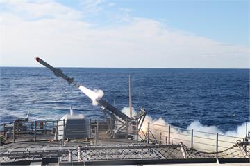 快新聞/美國將售台魚叉反艦飛彈 總統府感謝:加速提升不對稱戰力