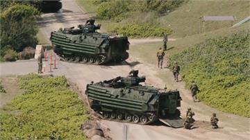 美軍期刊談中軍犯台 美現役將領呼籲美軍再駐台