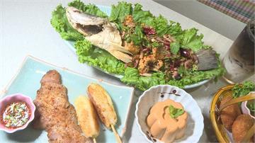 「熱炒」青木瓜沙拉 口感如泰式炒粿條