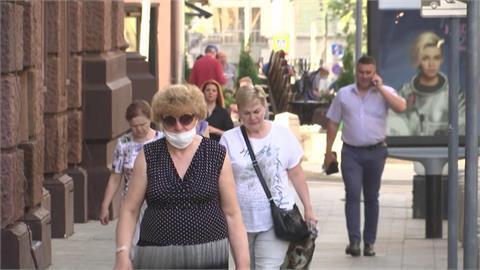俄羅斯疫情持續升溫 日增2萬例創5個月新高