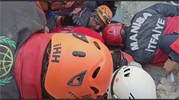 受困長達91小時!土耳其4歲女童奇蹟獲救