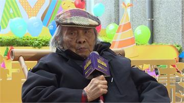 文壇巨擘鍾肇政辭世 蔡英文悼念:失去一位視我如己出的長輩