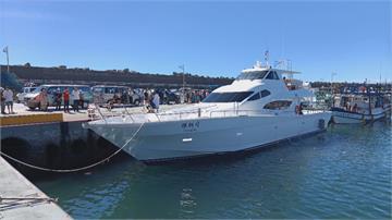 三千萬打造「賞鯨遊輪」 石梯坪賞鯨業 停業後投入首航
