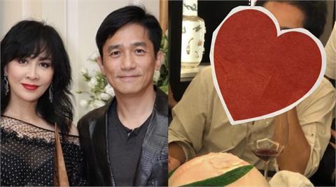 劉嘉玲「老婆視角」狂放閃!梁朝偉59歲生日「笑顏托腮」近況曝