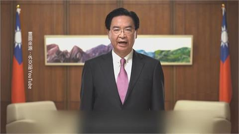 捷克議會邀吳釗燮訪問 中國使館拿貿易合作威脅