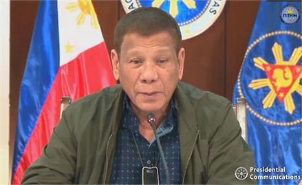 杜特蒂狂語錄再+1!禁菲律賓國民「沒打疫苗出門」:隨時可以死一死