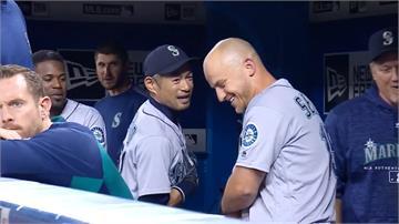 水手總教練周末請假 鈴木一朗客串板凳教練